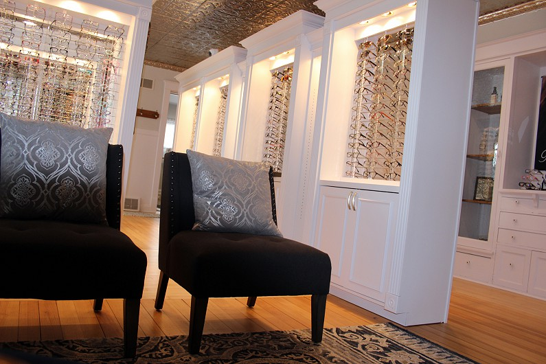 Grafton Family Eye Care Interior